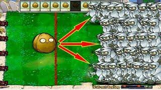 Hack Amazing Zombie Yeti Mod Plants vs Zombies PvZ