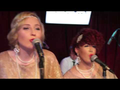 Vocal Jazz Trio London | The Rubies Vocal Jazz Trio- Medley