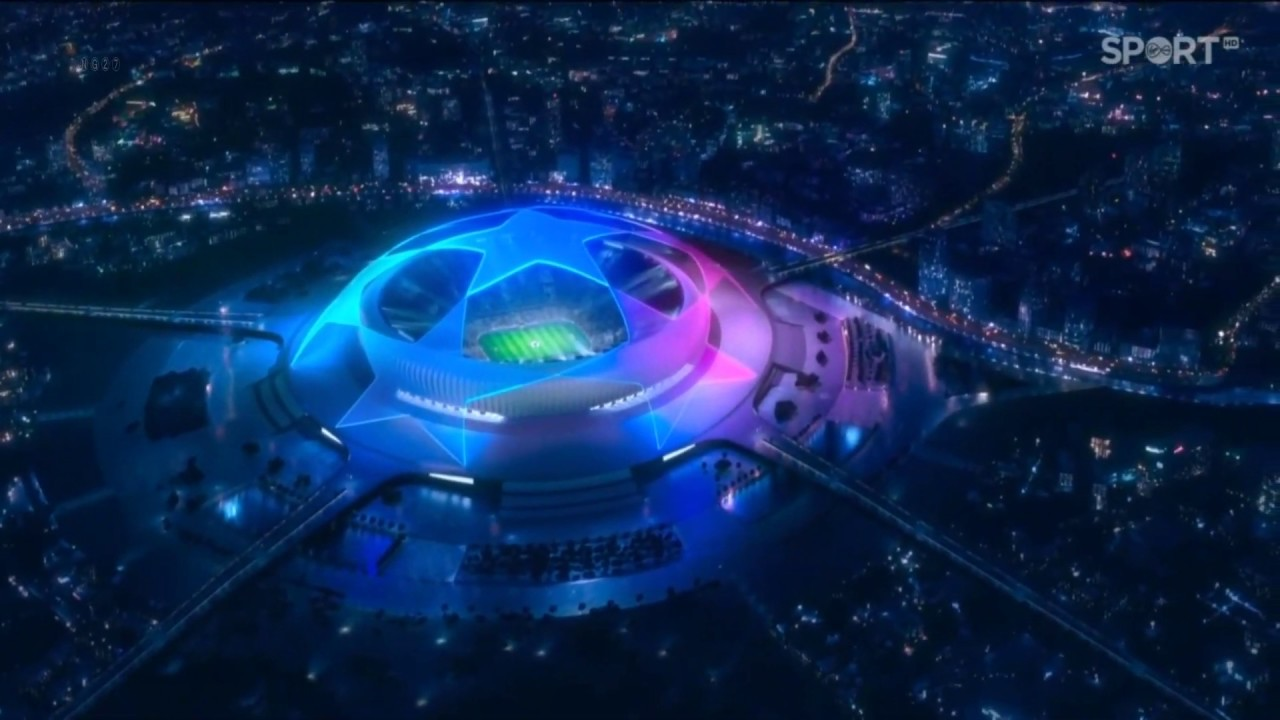 UEFA Champions League 2020 Outro - Nissan & Walkers IE