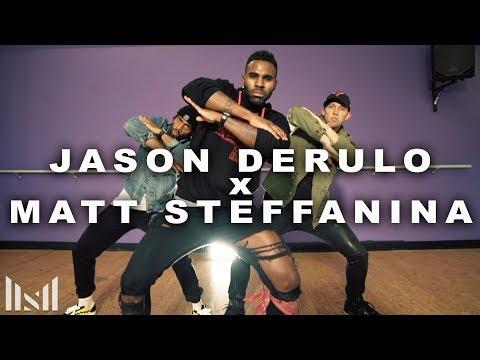 """JASON DERULO x MATT STEFFANINA - """"IF I'M LUCKY"""" Dance Video & Tutorial    #IFIMLUCKY"""