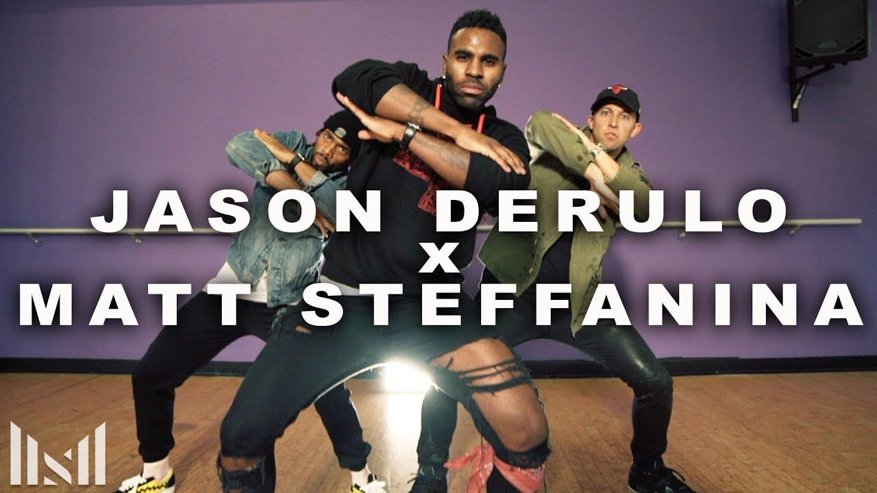 """Download JASON DERULO x MATT STEFFANINA - """"IF I'M LUCKY"""" Dance Video & Tutorial    #IFIMLUCKY"""