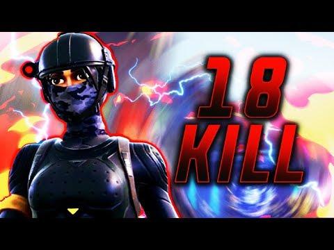 18 KILL! (Türkçe Fortnite)
