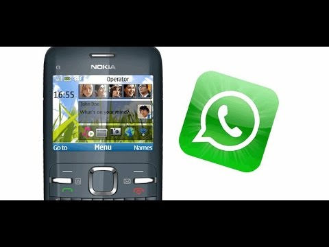 Descargar WhatsApp Java Para Nokia - 2017 [GRATIS]