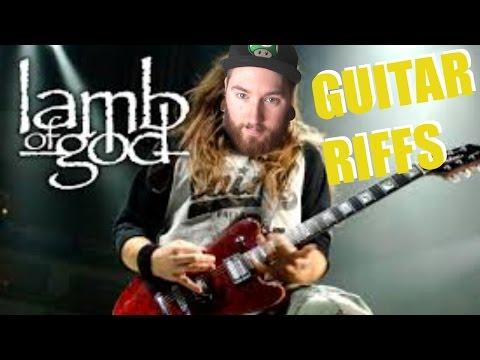 7 Lamb of God Riffs That Will Restore Your Faith in Drop D Metal Guitar!