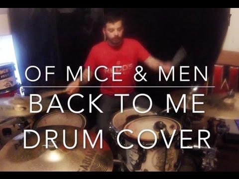 SallyDrumz - Of Mice & Men - Back To Me Drum Cover
