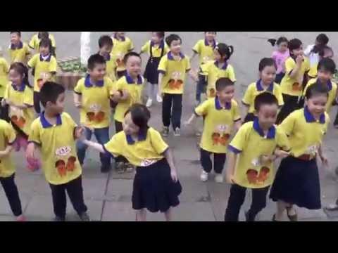 Vũ điệu rửa tay-1A3-Tiểu học Hoàng Diệu
