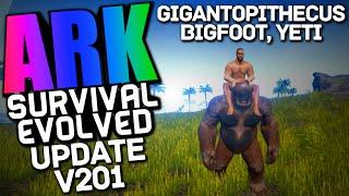 Ark survival evolved alpha raptor amp alpha carno v194 ark updates