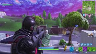 New burst ar gameplay fortnite with a kill - new fortnite weapon gameplay