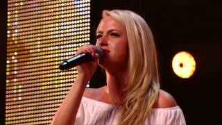 Chloe Paige - Crying For No Reason (The X Factor UK 2015) [Audition]