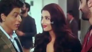 Ae dil hai mushkil SRK full dialogue