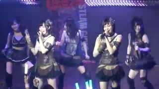【2015年11月7日】秋葉原P.A.R.M.S2部公演、スチームガールズがワンマ...