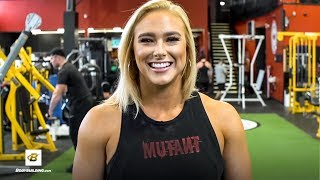 Powerlifting Meet Prep Workout | Charity Witt, Titan Games Champion