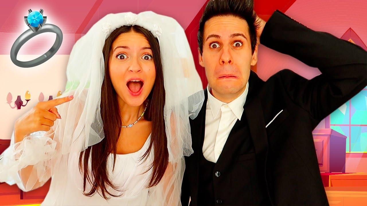 Download VIVIAMO UN GIORNO DA SPOSI!! - Matrimonio Me contro Te