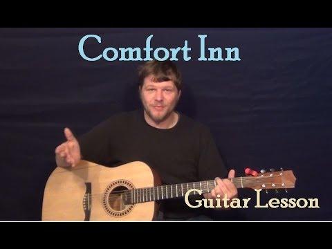 Comfort Inn (Jhene Aiko) Easy Strum Fingerstyle Guitar Lesson How to Play