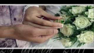 Титры свадьбы в Ростове-на-Дону