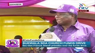 Atwoli: I know Catholic priests aiding corruption in Kenya