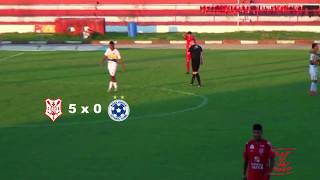 Sergipe 5 x 0 Boca Júnior | Campeonato Sergipano Sub-20 - 2019
