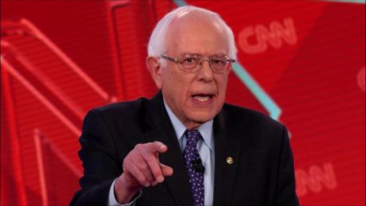 Bernie Sanders Confuses With His Stance On Reparations