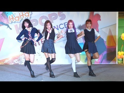 170930 Star war cover BLACKPINK - Remix + AS IF IT'S YOUR LAST + BOOMBAYAH @ HaHa 2017 (Final)