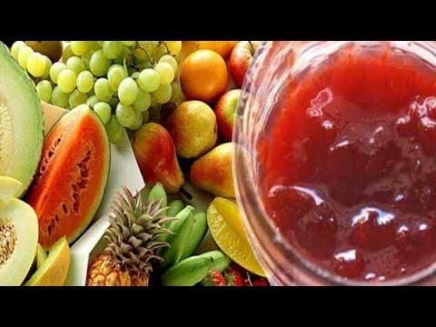 Mixed fruit jam recipe in Tamil / மிக்ஸ்ட்  ஃப்ரூட் ஜாம் செய்முறை