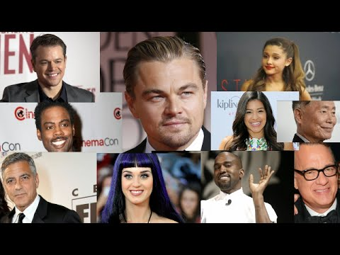 121 Celebrities Who Support Hillary Clinton