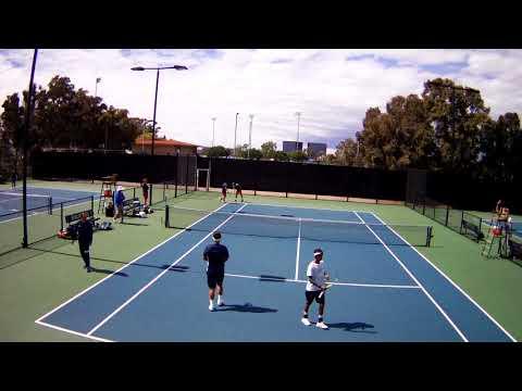Salas & Gutierrez Doubles San Diego Match 1 Part 1 Spring Break