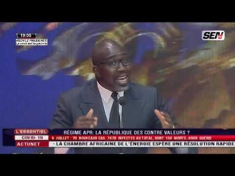 Ndongo Ndiaye recadre Cisse Lo et previent les autres