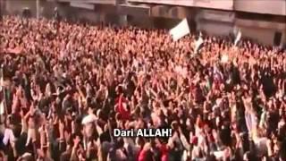 Jutaan Rakyat Syria Sumpah Ikrar Untuk B...