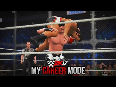 "WWE 2K17 My Career Mode - Ep. 92 - ""TABLES & HELL IN A CELL!!"""