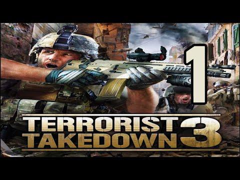 Terrorist Takedown 3 прохождение 1:Глава Корабль