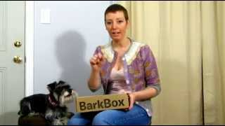 Bark Box Review January 2013 with subscription coupon code thumbnail