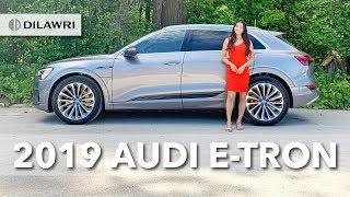 2019 Audi e-tron: REVIEW + TEST DRIVE
