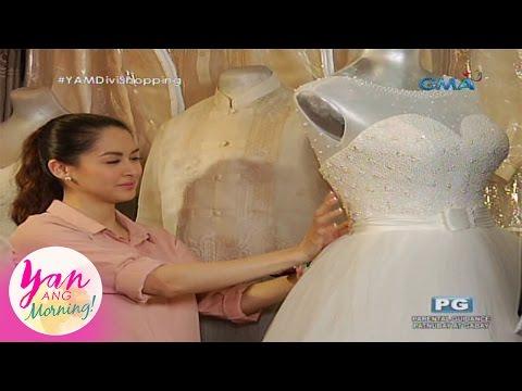 Yan ang Morning!: Bridal gown hunting at 168