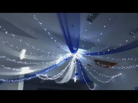 ✔HOW TO MAKE A SPIDER LED FOR EVENTS!!