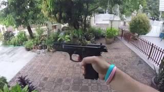 Review JR BBgun Beretta M92