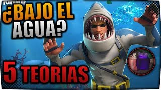 5 TEORÍAS de FORTNITE : Battle Royale QUE SEGURAMENTE NO CONOCÍAS