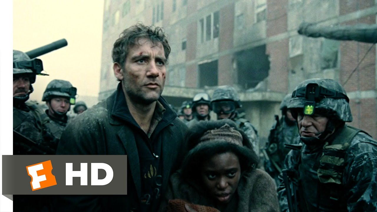 Children of Men (9/10) Movie CLIP - Miracle Cease Fire ...