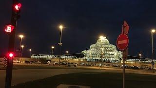 Азербайджан! Баку2016! Аэропорт! Прилет рейсом