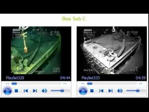 BP's ROV Cameras Twinned