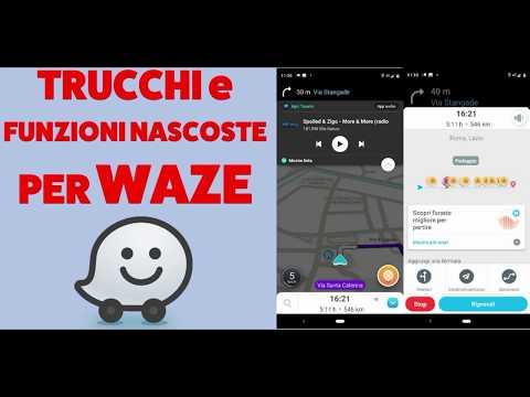 26 Trucchi Per Waze (2019), Il Miglior Navigatore GPS Per Auto.