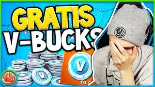 *GRATIS* V-BUCKS WEBSITE!! BINNEN 2 MINUTEN GEHACKED!!