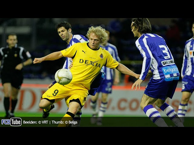2011-2012 - Cofidis Cup - 02. 8ste Finale - AA Gent - Club Brugge 4-4 (pen. 4-2)