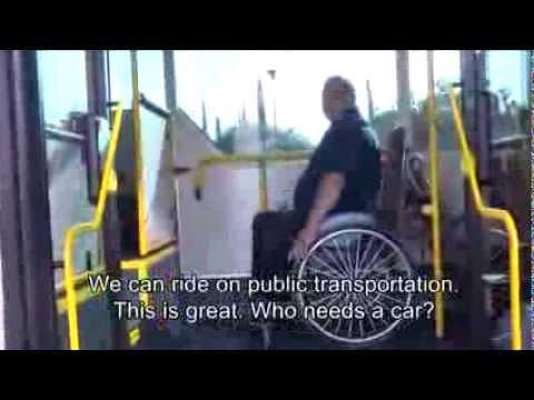 Access Israel In Public Transportation - November 2013