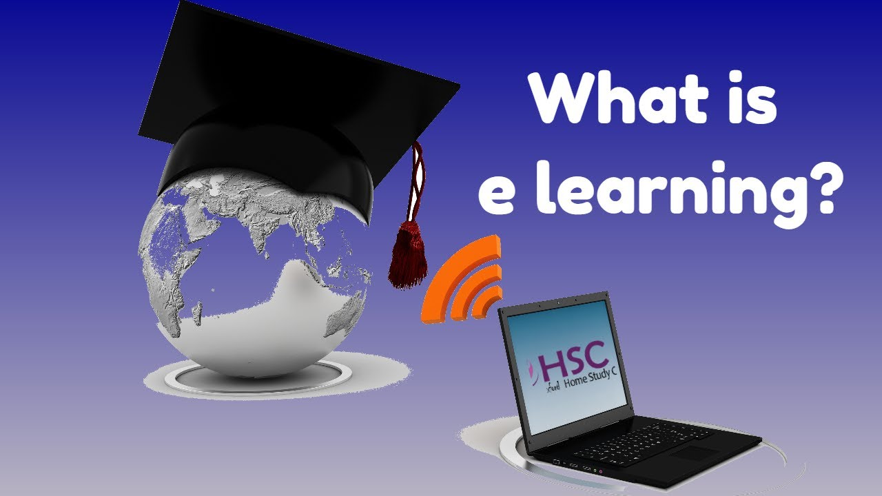 What Is E Learning E Learning Definition Elearning Youtube