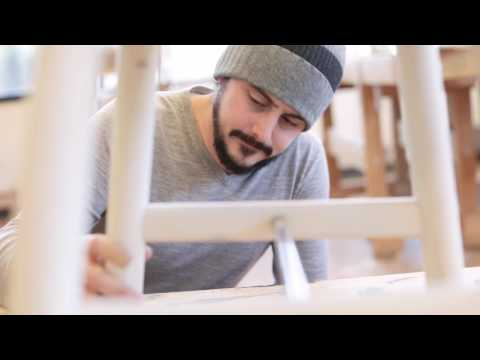 Nicholas James Soubiea - Delilah chair #DesigninPine