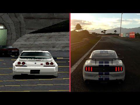 The Evolution of Gran Turismo
