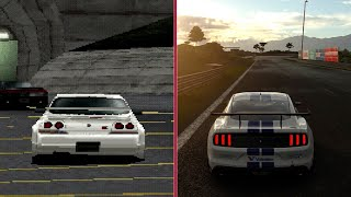 The Evolution of Gran Turismo