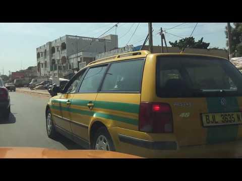 Banjul/Serekunda Hwy to Talingding Kunjang
