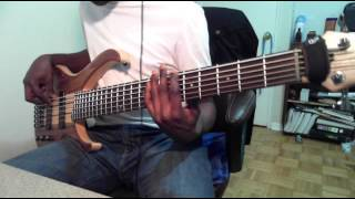 Donnie McClurkin - Caribbean Medley (bass cover)