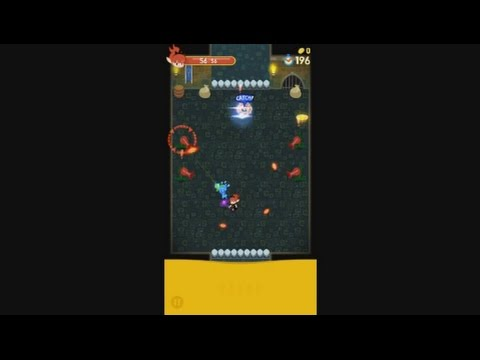 Vampire Princess Marica (Android) - gameplay.
